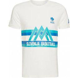 Slovénie s T-shirt de basket DP0947 - Adidas - Modalova