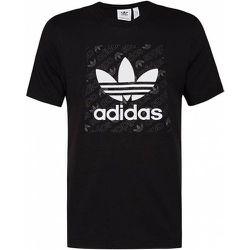 Originals Monogram Square s T-shirt ED7043 - Adidas - Modalova