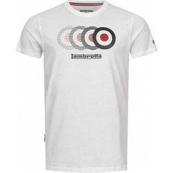 Target Fade s T-shirt SS7789-WHT - Lambretta - Modalova