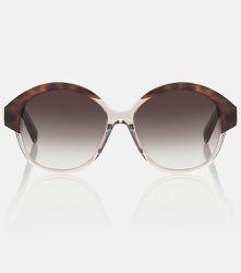 Lunettes de soleil rondes en acétate - CELINE Eyewear - Modalova