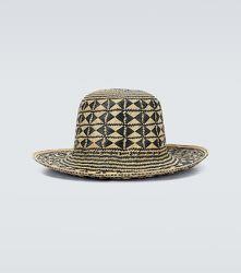 Chapeau de paille Maui - Saint Laurent - Modalova
