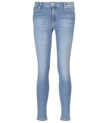 Jean skinny The Legging à taille mi-haute - AG Jeans - Modalova
