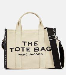Cabas The Traveler Small en toile - The Marc Jacobs - Modalova