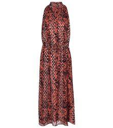 Robe longue Sheena à fleurs - Velvet - Modalova