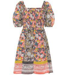 Robe Taria en coton à fleurs - Velvet - Modalova
