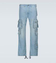Exclusivité Mytheresa - Pantalon cargo en denim - Polo Ralph Lauren - Modalova