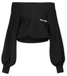 Sweat-shirt en jersey de coton - Palm Angels - Modalova