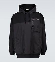 Sweat-shirt à capuche en coton - Givenchy - Modalova