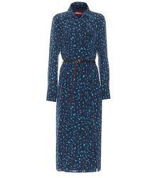 Exclusivité Mytheresa – Robe chemise Edith en soie - Altuzarra - Modalova