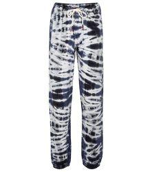 Pantalon de survêtement tie & dye en coton mélangé - Tory Sport - Modalova