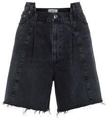 Short Pieced Angled en jean - AGOLDE - Modalova