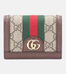 Porte-monnaie Ophidia GG en cuir - Gucci - Modalova