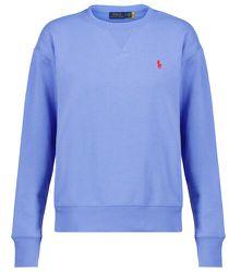 Sweat-shirt en coton mélangé - Polo Ralph Lauren - Modalova