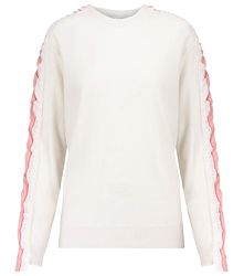 Sweat-shirt Monogram en laine vierge - STELLA McCARTNEY - Modalova
