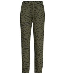 Pantalon de survêtement Sang imprimé en coton - Velvet - Modalova