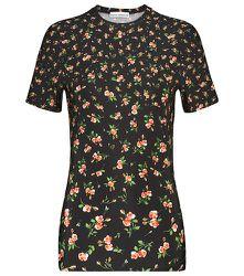T-shirt à fleurs - Paco Rabanne - Modalova