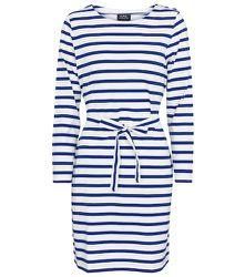 Robe Florence rayée en coton - A.P.C. - Modalova