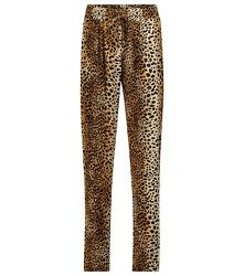 Pantalon Jude en satin à motif léopard - Melissa Odabash - Modalova