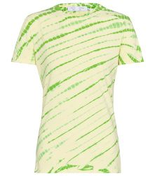 T-shirt White Label en coton tie & dye - Proenza Schouler - Modalova