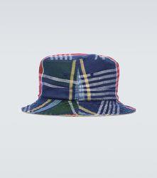 Chapeau bob réversible en lin - Polo Ralph Lauren - Modalova