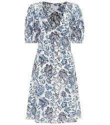 Robe Shani à fleurs - Velvet - Modalova