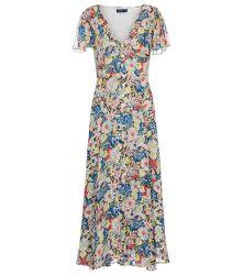 Robe longue à fleurs - Polo Ralph Lauren - Modalova