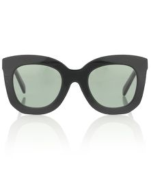 Lunettes de soleil rondes - CELINE Eyewear - Modalova