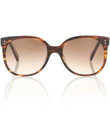 Lunettes de soleil carrées - CELINE Eyewear - Modalova