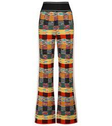 X Missoni – Pantalon en laine mélangée - Palm Angels - Modalova