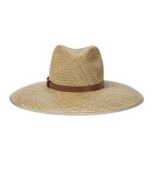 Chapeau de paille Horsebit - Gucci - Modalova