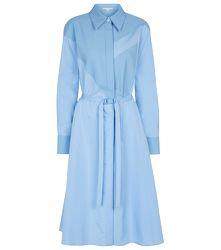 Robe chemise Mia en coton - STELLA McCARTNEY - Modalova