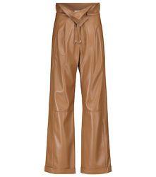 Pantalon Sleek Performance en cuir synthétique - Dorothee Schumacher - Modalova