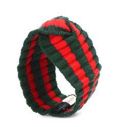 Bandeau en laine mélangée rayée - Gucci - Modalova