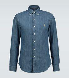Chemise en jean slim - Polo Ralph Lauren - Modalova