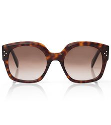 Lunettes de soleil en acétate - CELINE Eyewear - Modalova