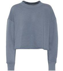 Sweat-shirt Wendy raccourci en coton - J Brand - Modalova