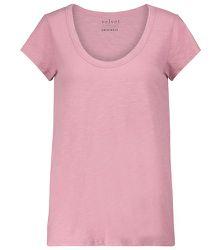 T-shirt Kira en coton - Velvet - Modalova