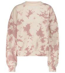 Sweat-shirt Erwin tie & dye en coton mélangé - VARLEY - Modalova