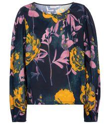 Top en coton à fleurs - Dries Van Noten - Modalova