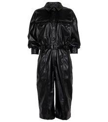 Combi-pantalon Kayley en cuir synthétique - Jonathan Simkhai - Modalova