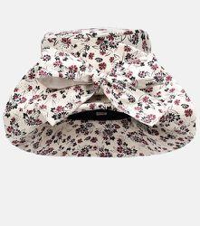 Chapeau imprimé en coton - Miu Miu - Modalova