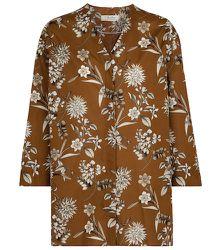 Blouse Alinda en coton à fleurs - 'S Max Mara - Modalova