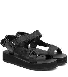 Sandales Nomad à plateforme - Prada - Modalova
