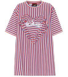 Paula's Ibiza – T-shirt rayé en coton - LOEWE - Modalova