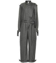Combi-pantalon Gwyneth en laine - STELLA McCARTNEY - Modalova