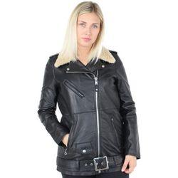 Blouson Blouson perfecto en cuir ref_44739 noir - Schott - Modalova