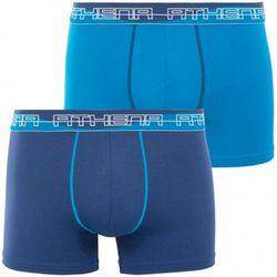 Boxers Lot de 2 Boxers Modal ULTRA SOFT Marine Bleu - Athena - Modalova