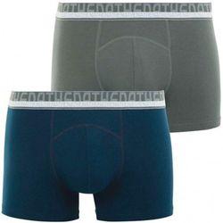 Boxers Lot de 2 Boxers Coton BIO Marine Etain - Athena - Modalova