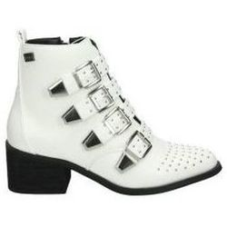 Bottines Boots juno mode jeune blanc - Coolway - Modalova