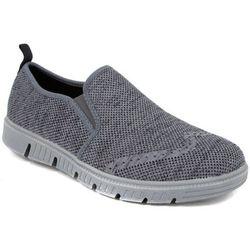 Chaussures FALKO KNITTED-21 GRIS - Josef Seibel - Modalova